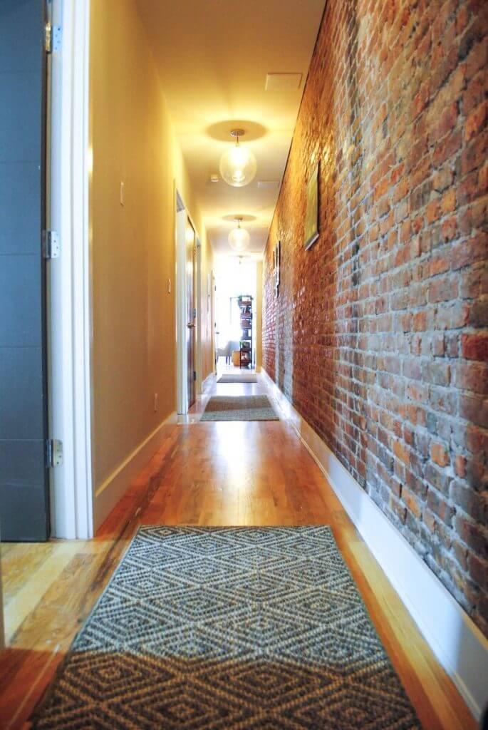 Hallway, 1162 Pacific Street