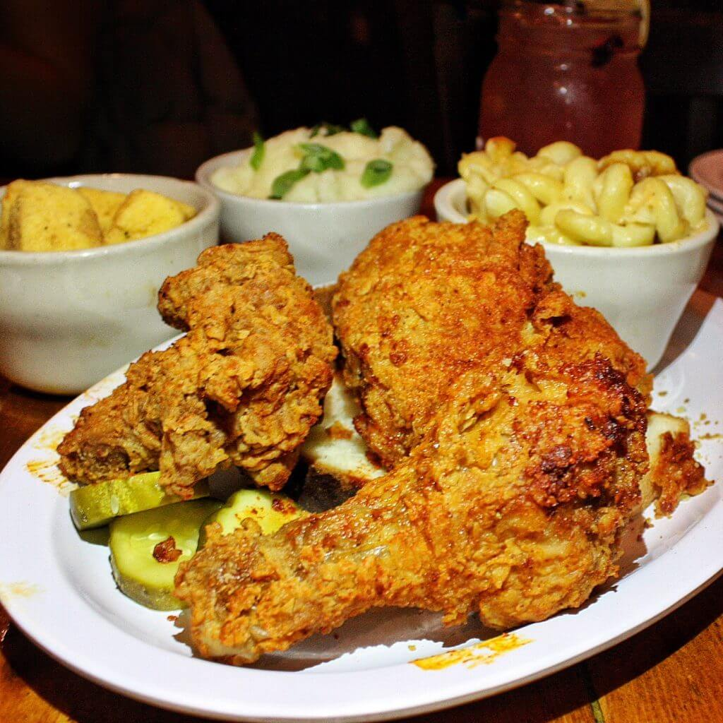 Peach's Hot Chicken