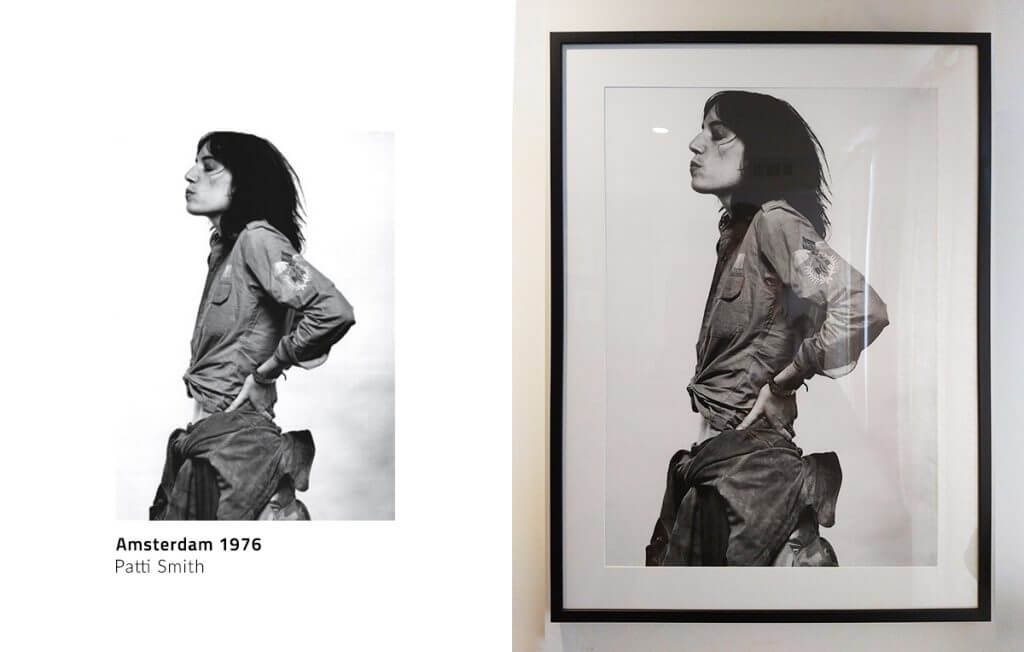 Patti Smith in Crown Heights