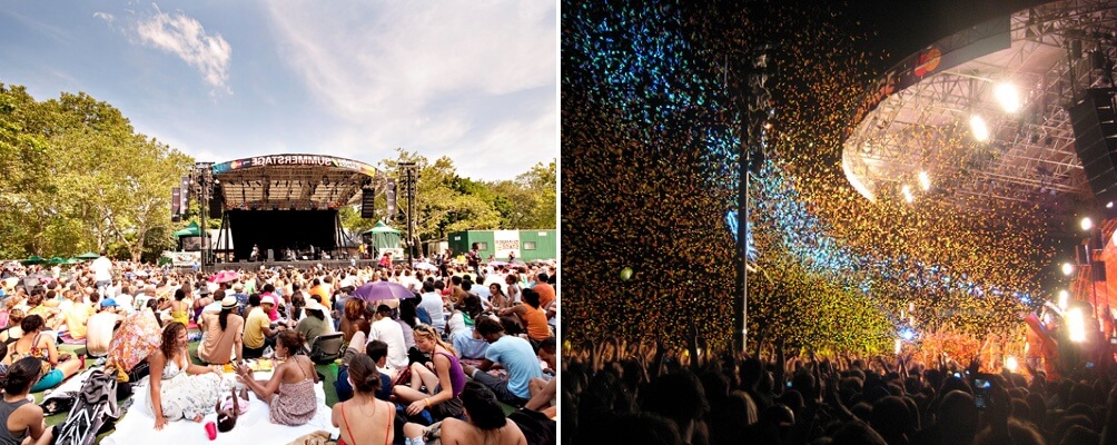Summerstage (All NYC Parks)