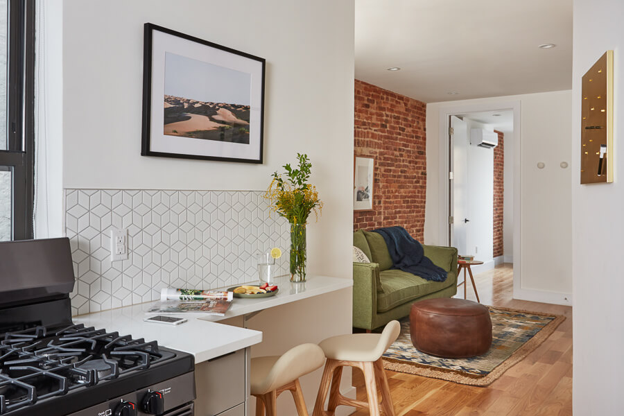 Coliving suite at Common in New York