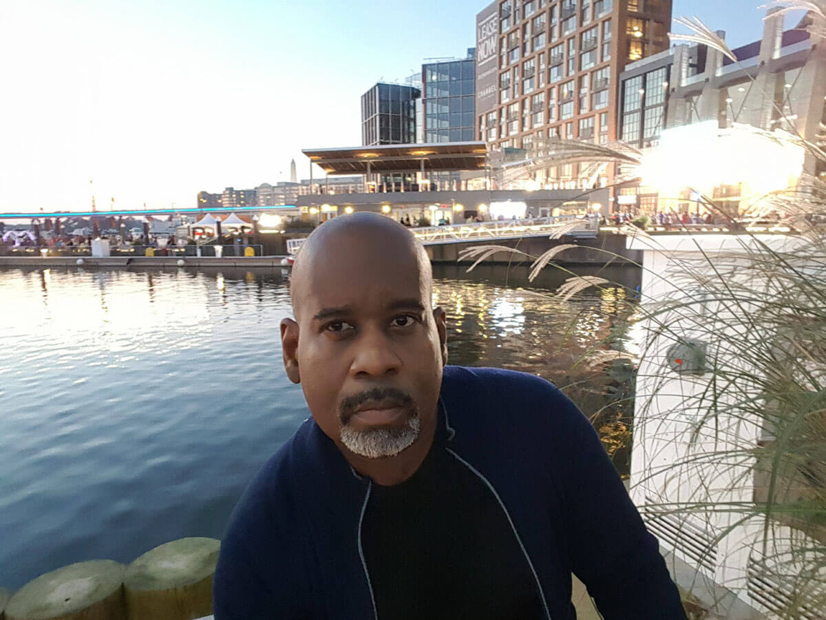 John, our member in DC