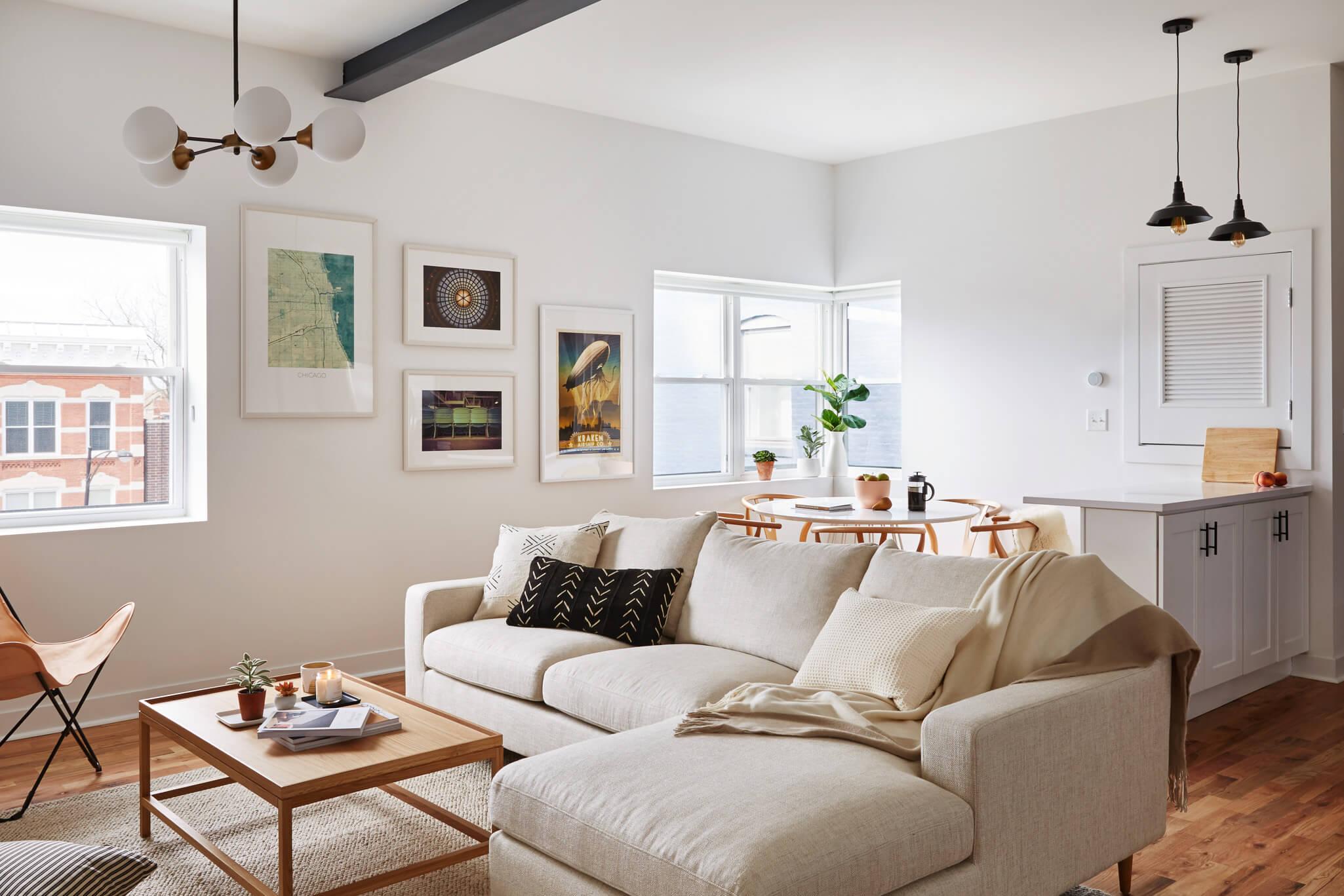 tv vs. coliving: furnished