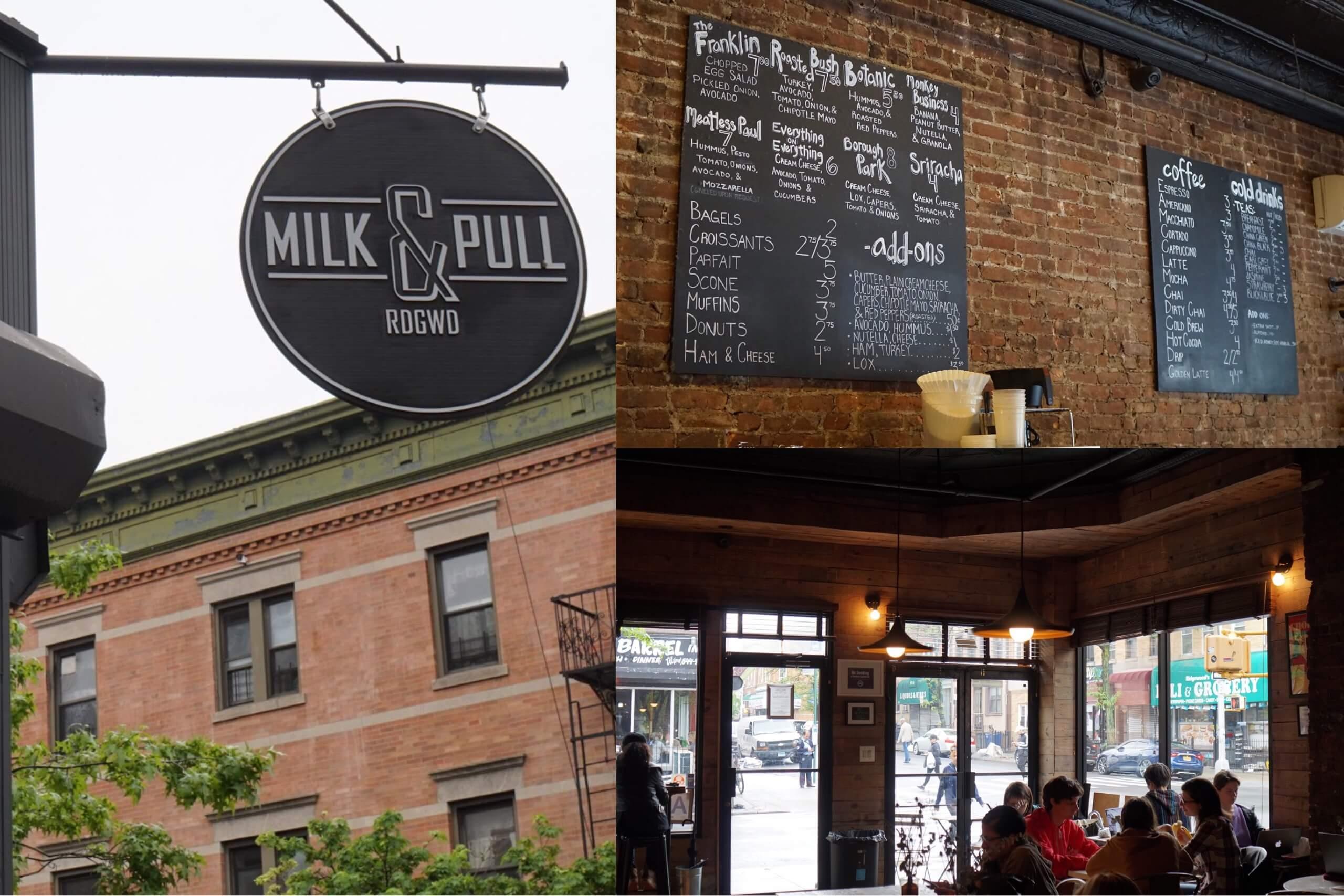 milk & pull ridgewood