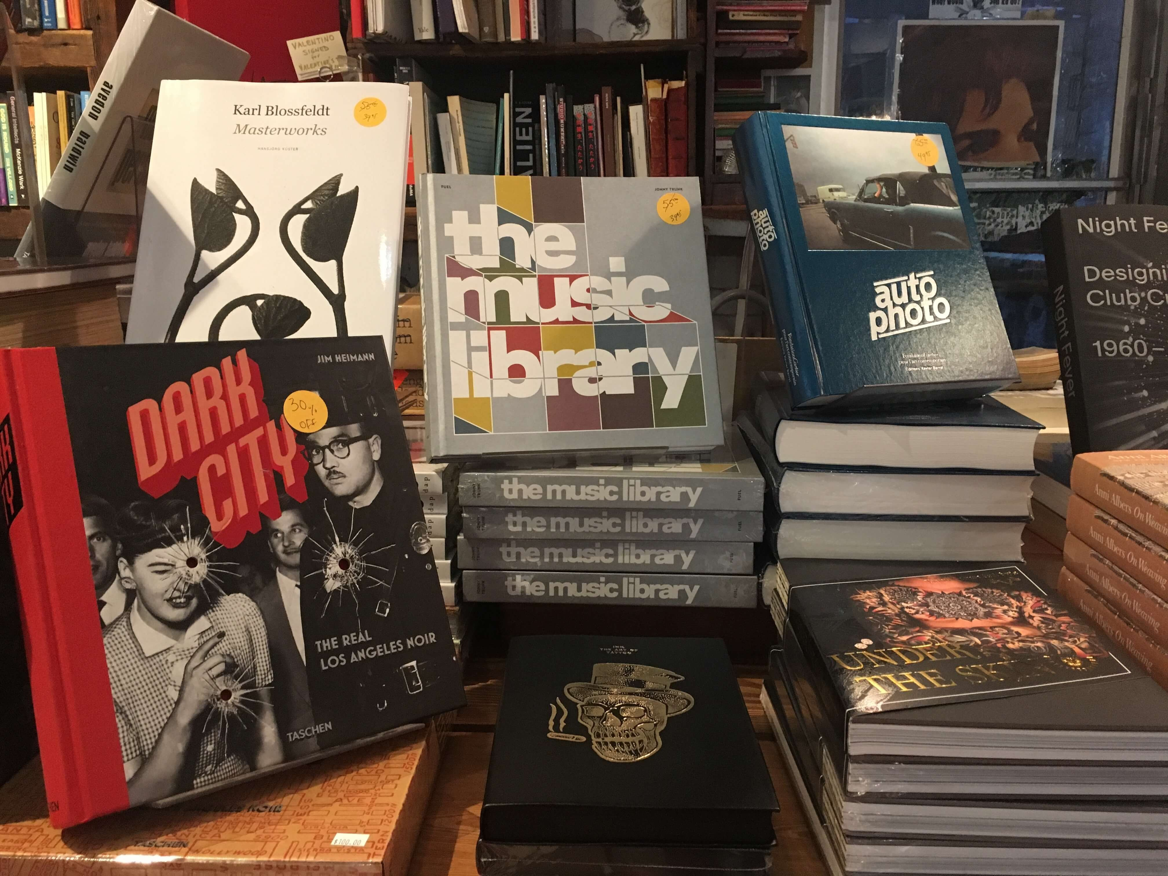 spoonbill and sugartown bookstores