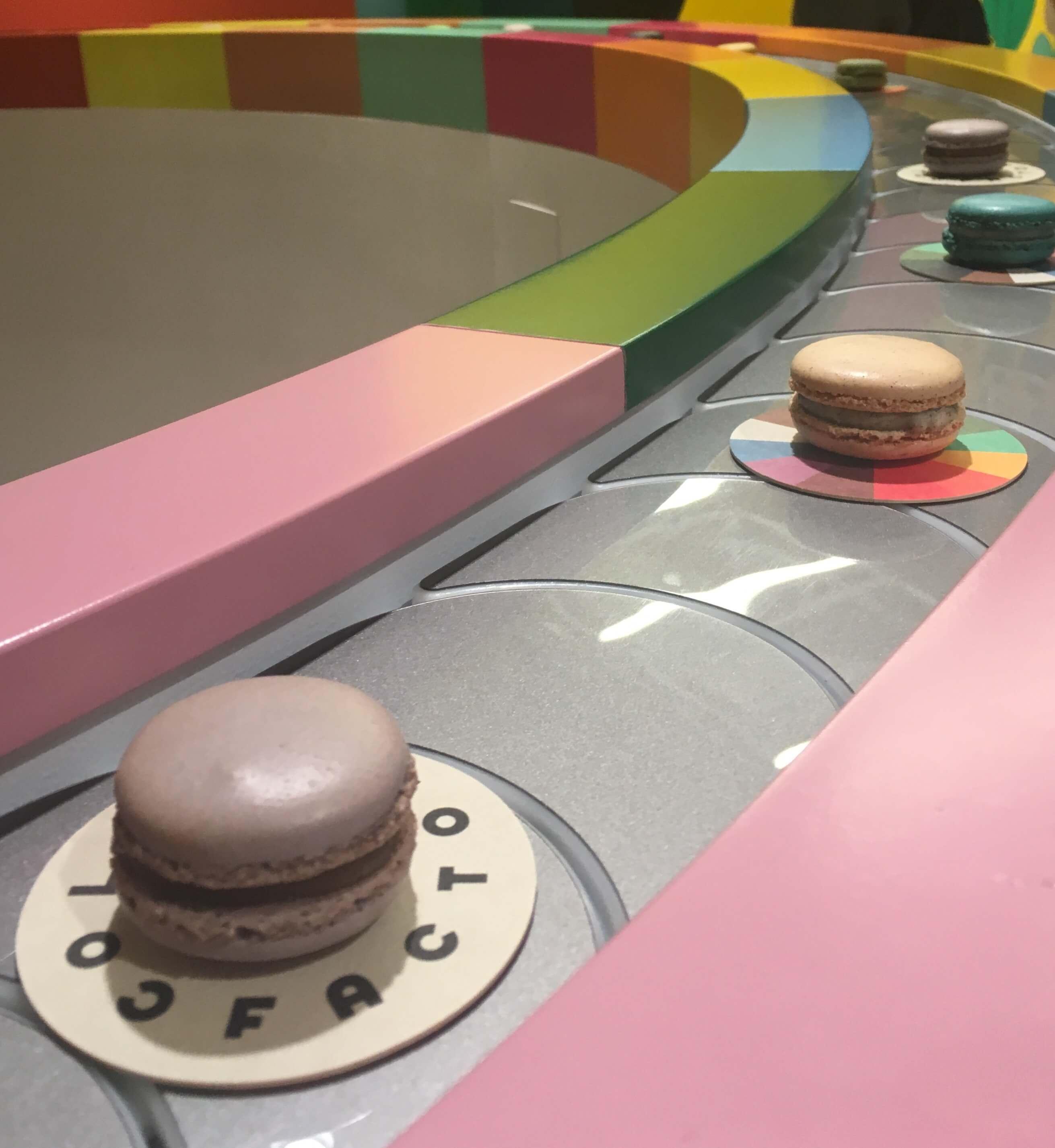 color factory macaron