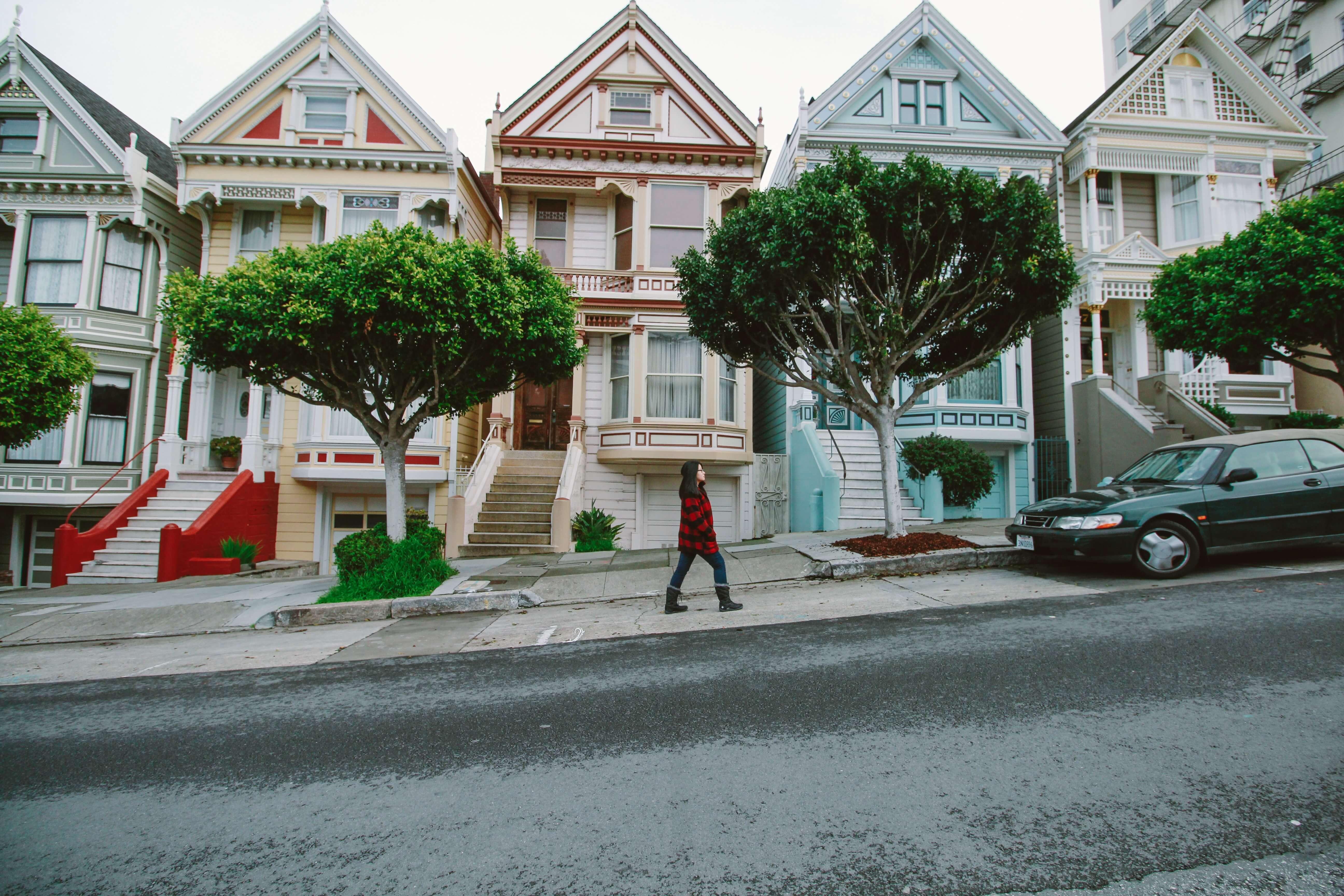 getting around san francisco walk