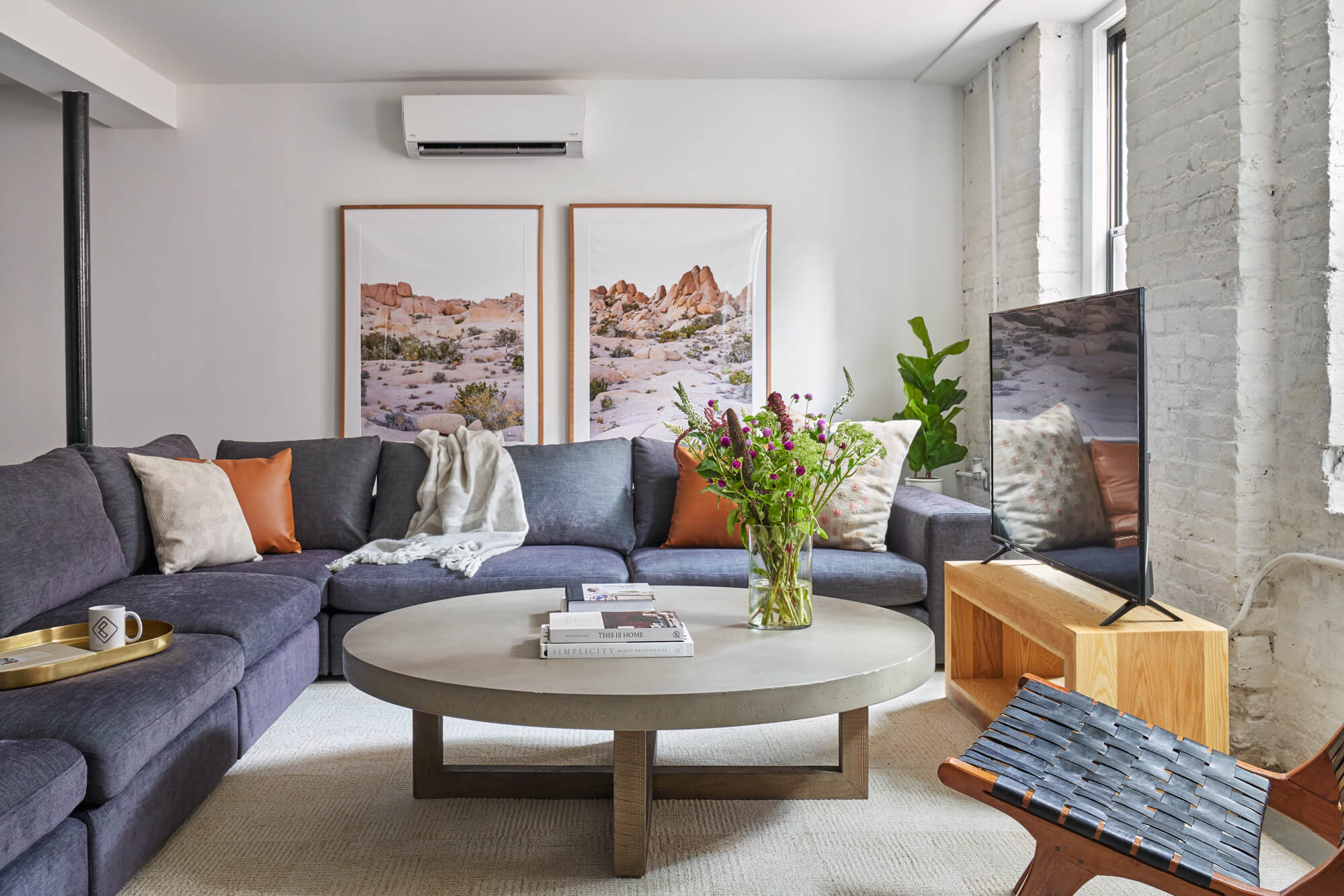 Choosing the right apartment color scheme