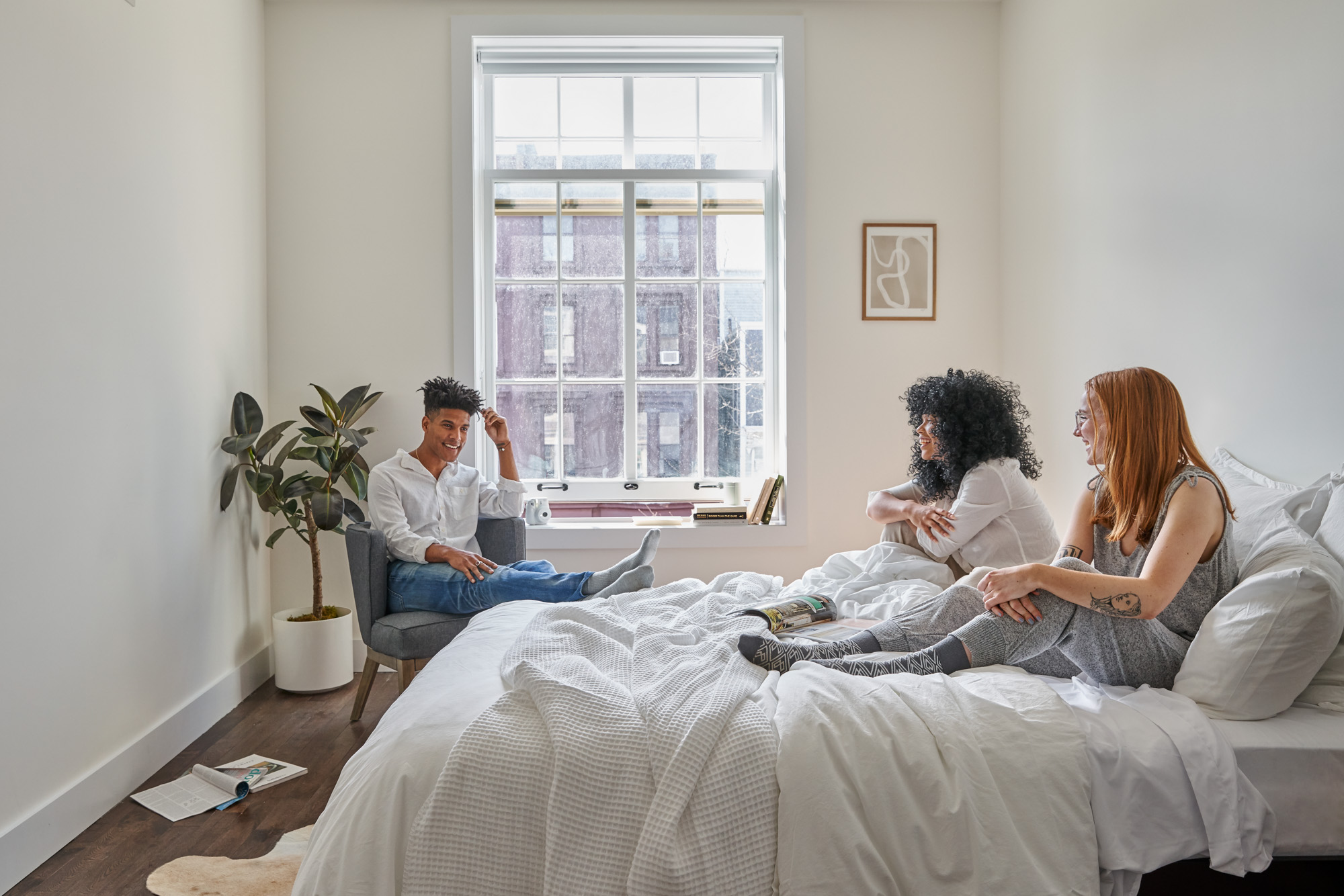social distancing roommate guide
